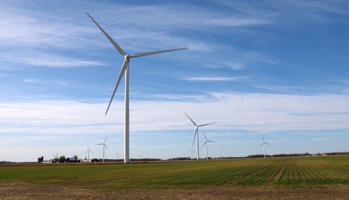 Siemens Gamesa wind turbines