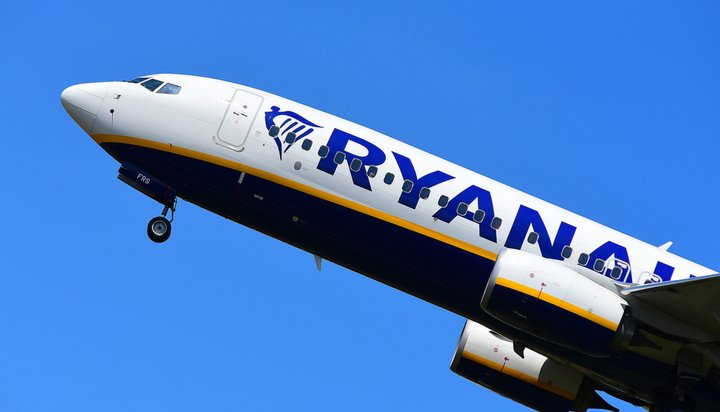 Ryanair one of Europe's top polluters, EU data suggests