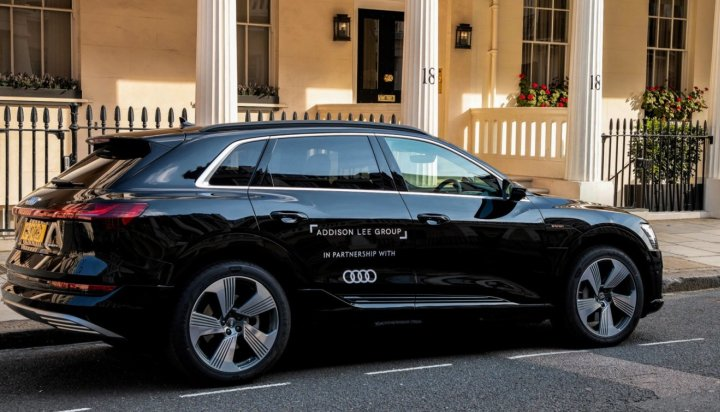 Addison Lee/Audi