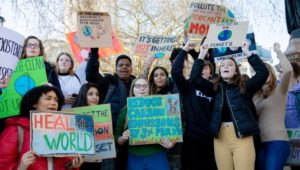 Labour pledges to make climate change 'core part' of school curriculum