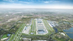 Heathrow Airport unveils details of 'expansion masterplan'