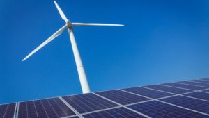 Wind and solar 'could make up half of global grid by 2050'