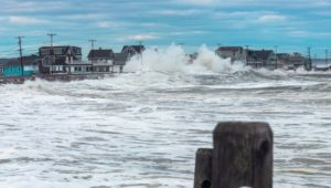 Rising seas 'could force US coastal communities to spend $416bn on seawalls'