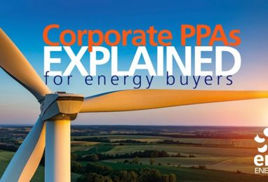 Clean energy – how do you buy yours?  Thinking Corporate PPA?