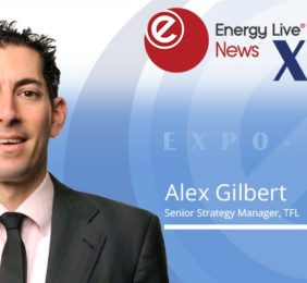 Energy Live Expo 2019: Podcast with TfL's Alex Gilbert