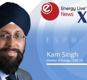 Energy Live Expo 2019: Podcast with CBRE's Kam Singh