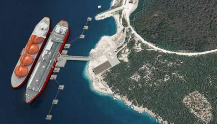 EU approves Croatia's state aid for €233 6m Krk LNG terminal
