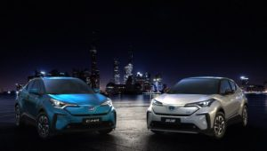 Toyota and China's BYD to drive EVs and battery production