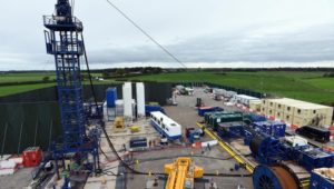 Cuadrilla halts fracking in Lancashire after tremor
