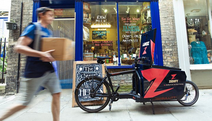 Government Revs Up Funding Cap For Electric Delivery Bikes