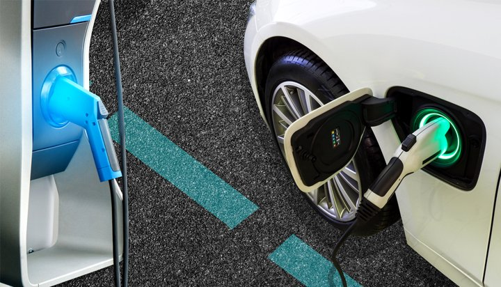 Vehicle sales keep skidding but more buyers go electric