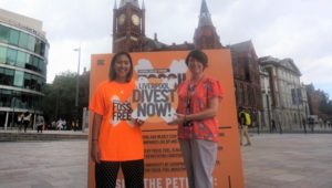 University of Liverpool to divest from fossil fuels by 2022