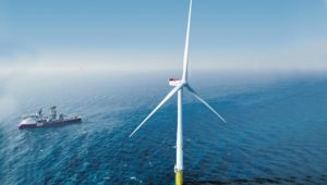 Royal opening for Denmark's largest offshore wind farm