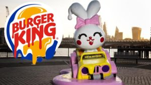 Burger King turns up the heat on plastic waste by scrapping free toys