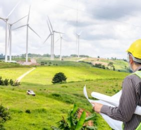 Putting wind in the sails of a green recovery
