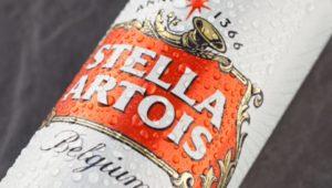 Stella Artois, Budweiser and Bud Light brands go plastic-free
