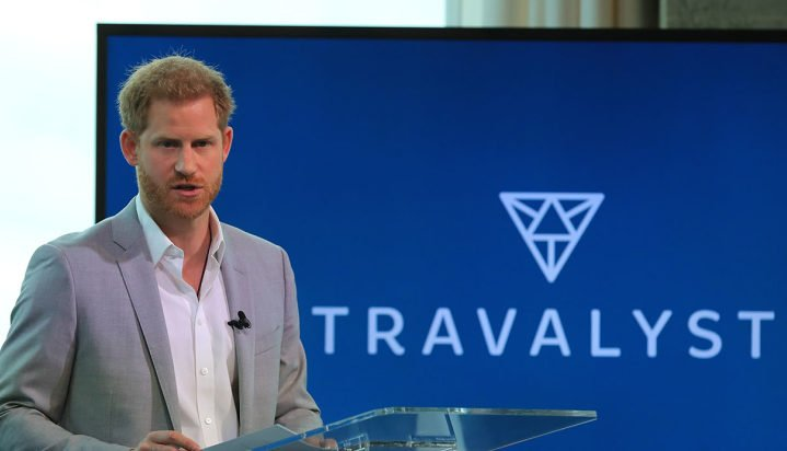 Prince Harry Announces Massive Travel Sustainability Project