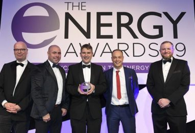 Northern Gas and Power, named UK energy consultancy of the year, in prestigious Energy Awards