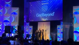 GridBeyond wins Grid Edge Award at the S&P Global Platts Global Energy Awards 2019