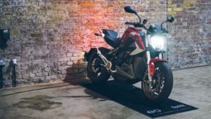 UK's 'first motorbike-only charging point' lands in Shoreditch