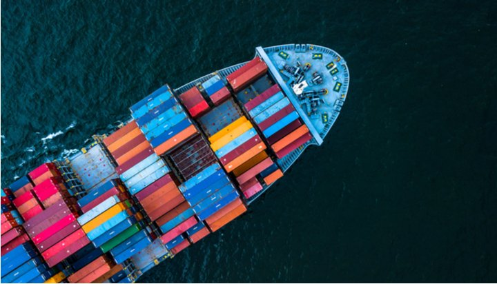 Shipping Companies Propose Crash Program To Reduce CO2