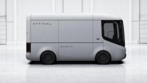 Hyundai and Kia plug in €100m into UK electric van maker