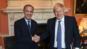 COP26: Mark Carney appointed as Finance Adviser for climate summit in Glasgow