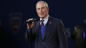 Michael Bloomberg to electrify all US cars by 2035 if he becomes President