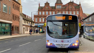 York awards £1.6m to roll out cleaner buses