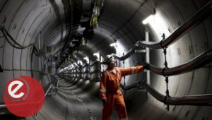 Step inside the tunnels powering London…