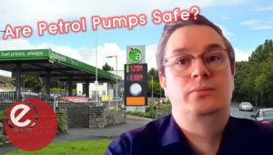 """""""Petrol pumps don't provide any more covid-19 risk than any other surface"""""""