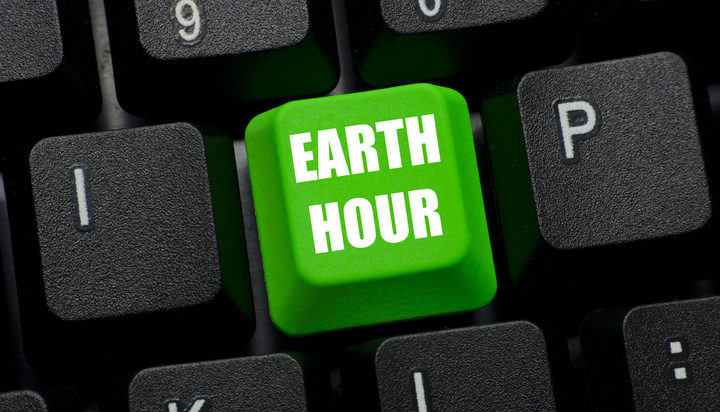 Earth Hour goes exclusively online tonight for first time in its history