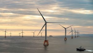 SSE Renewables renames two of the largest offshore wind farms in development in Scotland