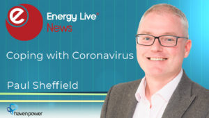 Podcast: Paul Sheffield, Managing Director of Drax Customers at Haven Power and Opus Energy