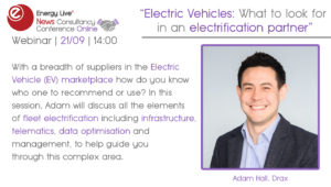 Webinar: Electric Vehicles: What to look for in an electrification partner