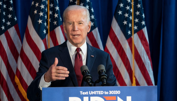 Biden says intelligence briefings warn of possible Russian meddling in elections