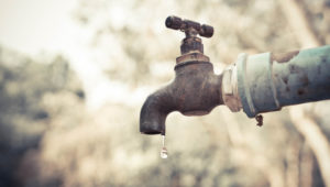 England faces 'the serious risk of running out of water by 2040'