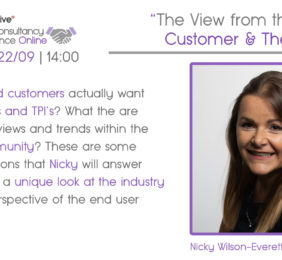 Webinar: The View from the End Customer & The TPI