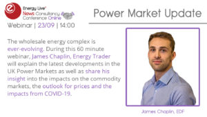 Webinar: Power Market Update