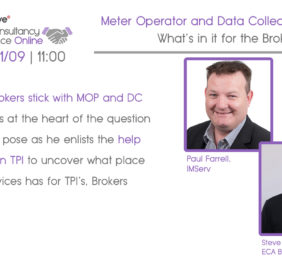 Webinar: Meter Operator and Data Collection Services. What's in it for the Broker?