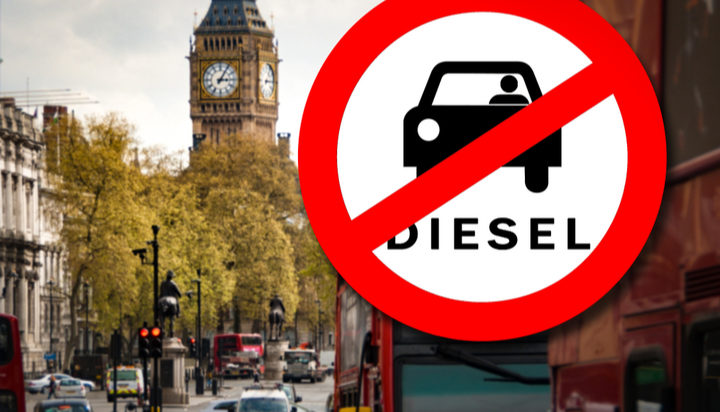 United Kingdom  plans to ban sale of new petrol, diesel cars by 2030
