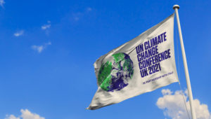 UK Government appoints Arup to work on carbon-neutral COP26 summit