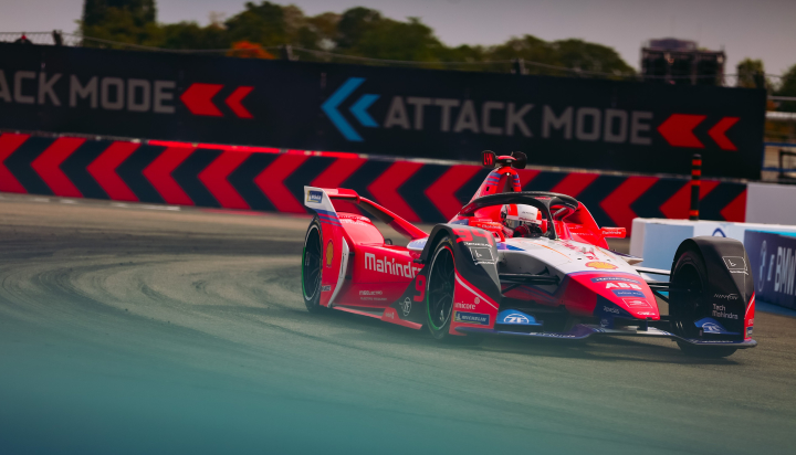 Mahindra Racing becomes first Formula E team to receive highest sustainability accolade