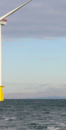 SSE to sell stake in Walney offshore wind farm for £350m