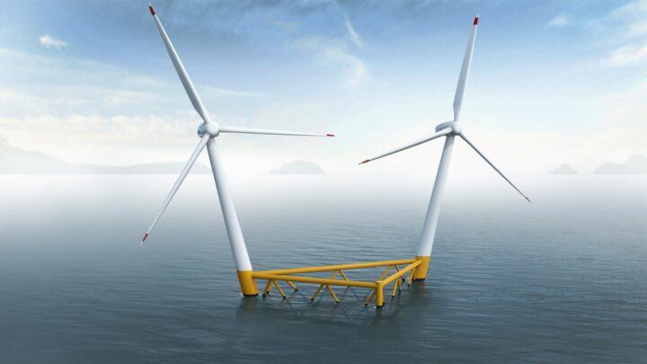Honey, I cloned the wind turbine! -