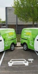 Drax driving emissions cuts for SES Water with electric vehicles