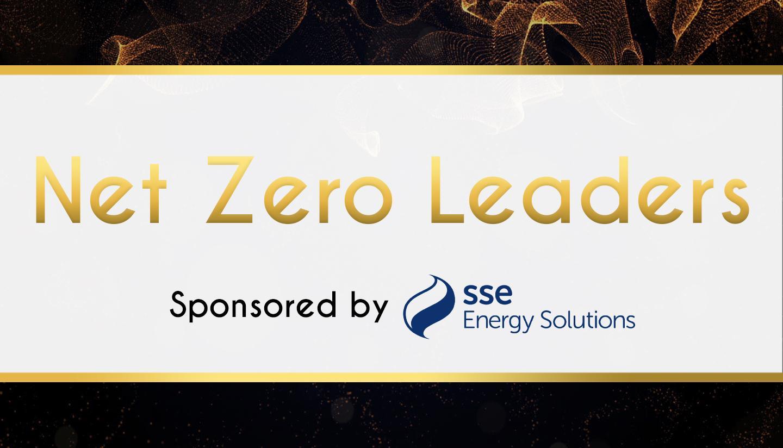 Award Sponsor - SSE - Net Zero Leaders
