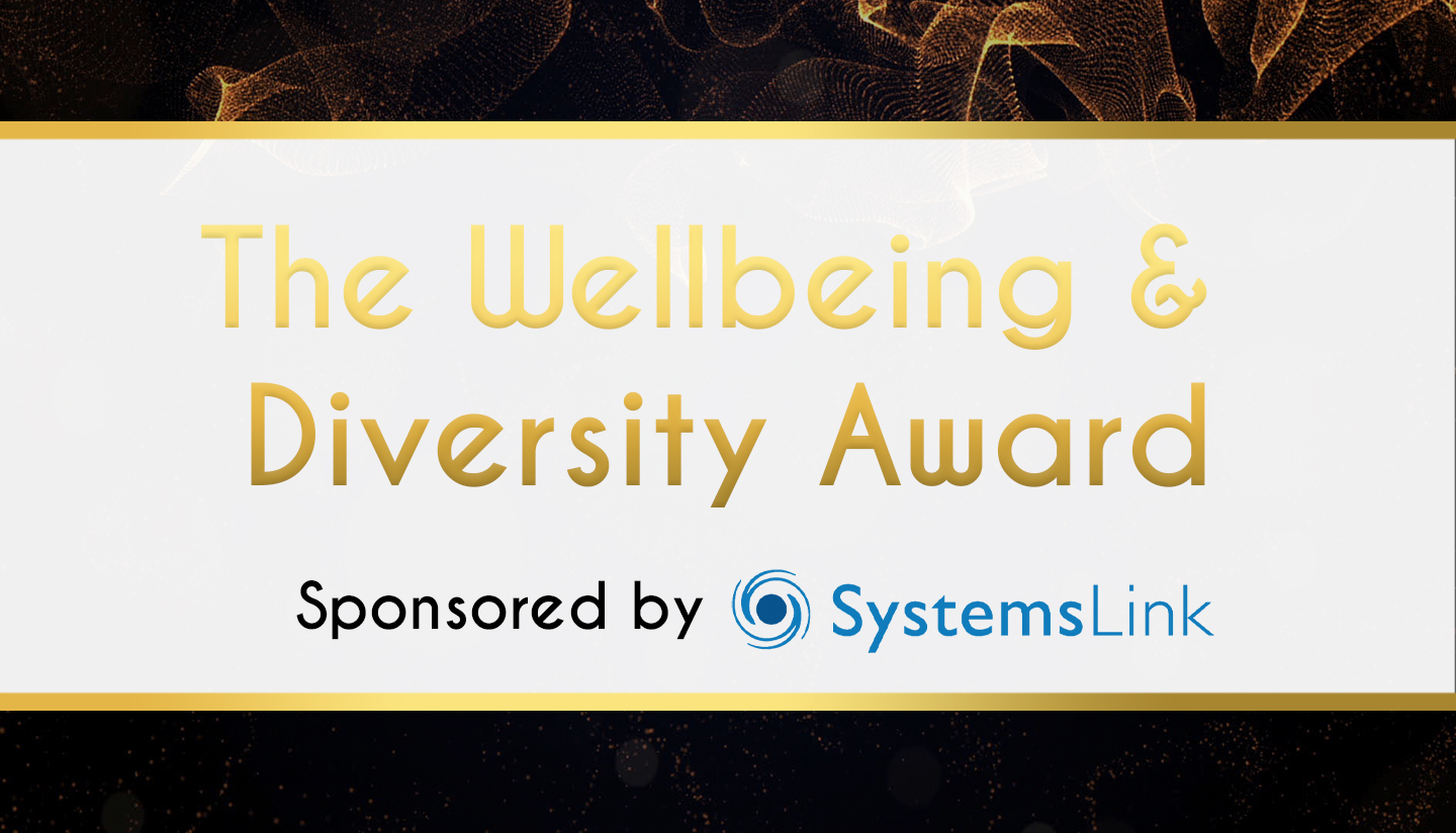 Award Sponsor - Systems Link - The Wellbeing Award