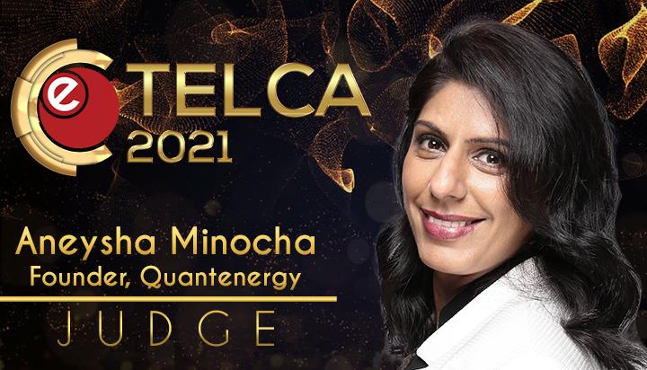 JUDGE - Aneysha Minocha