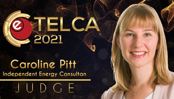 JUDGE - Caroline Pitt
